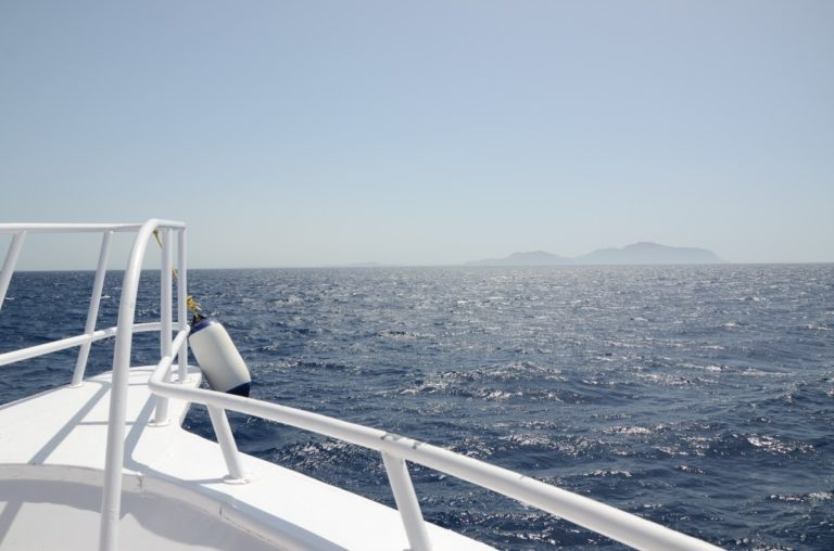 séjour en catamaran