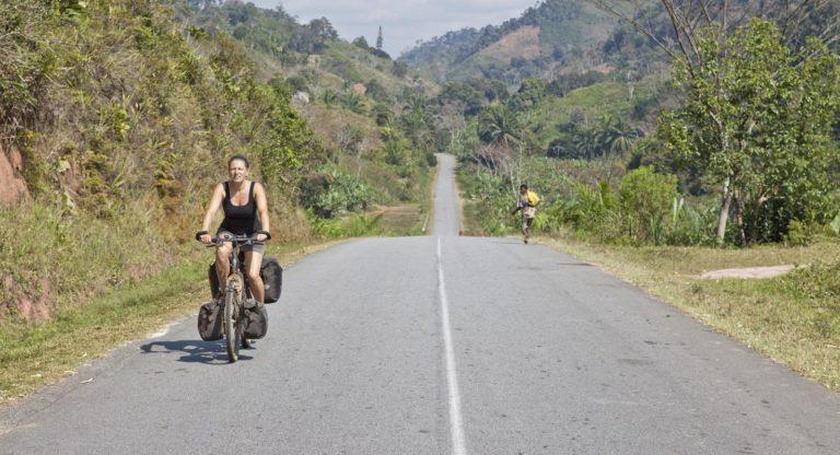 visite de la ville de Manakara