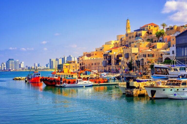 choisir l'Israël comme destination