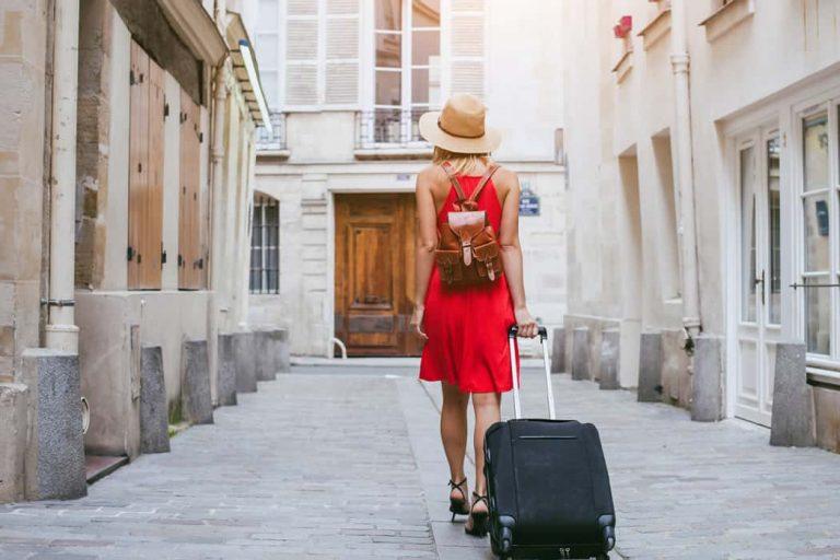 vanity voyage pour femme